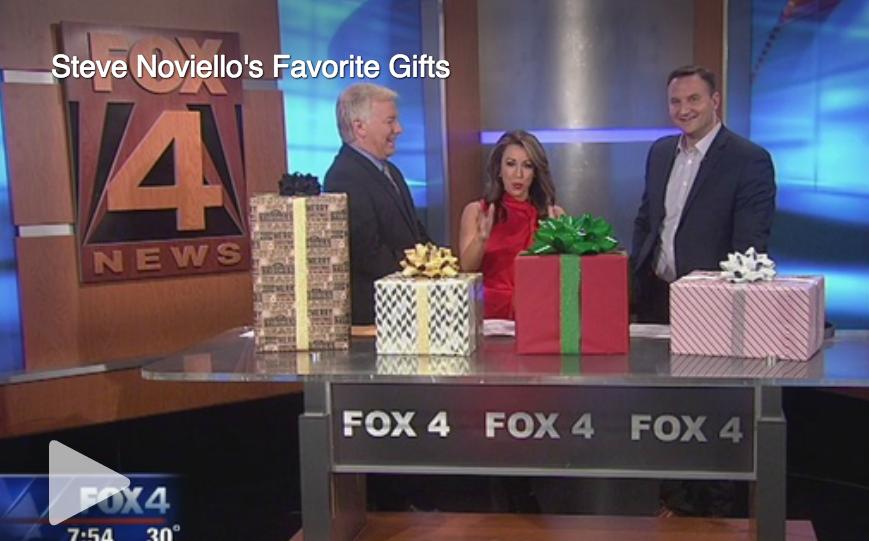 Steve Noviello's Favorite Gifts