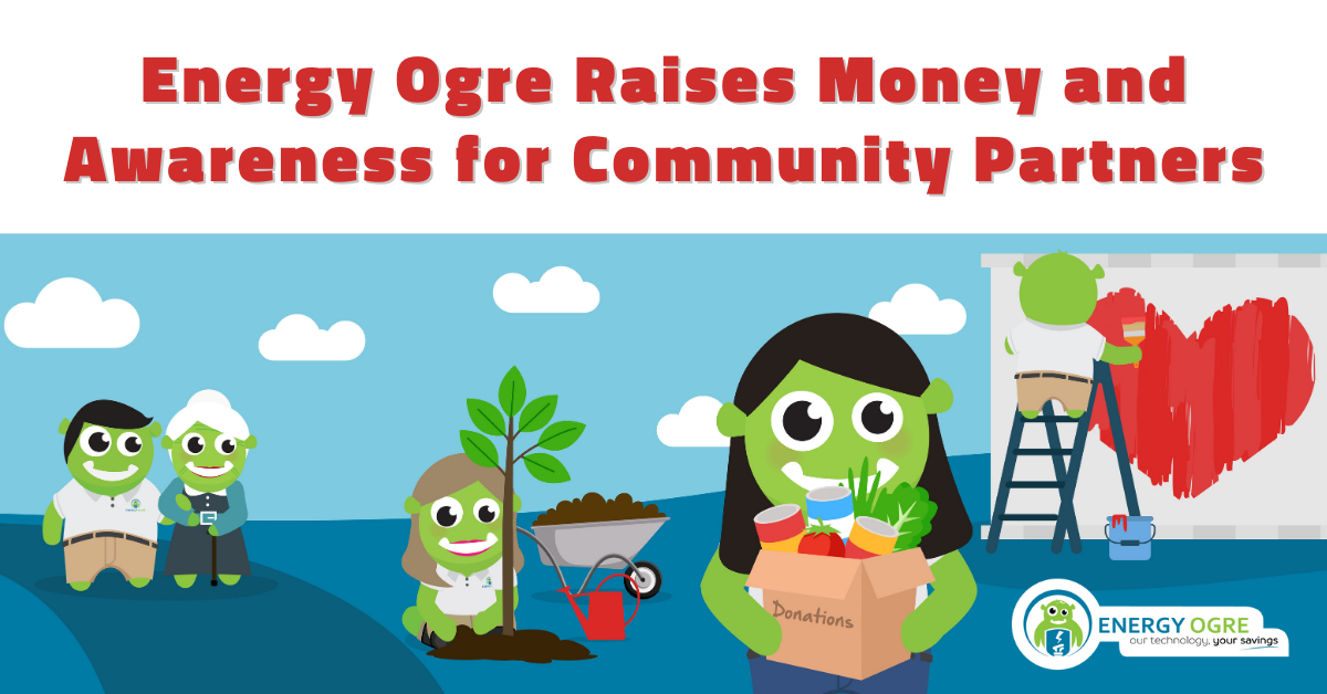 Energy Ogre and Our Community Partnerships