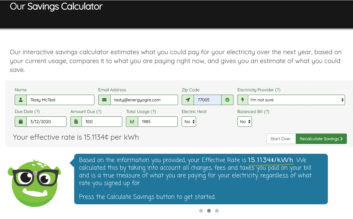 How to Get the Best Electricity Rate