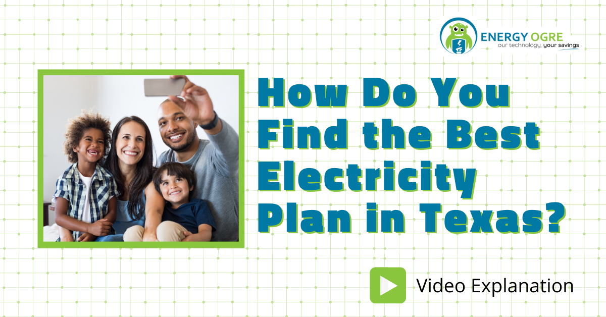 How to Get the Best Electricity Plan In Texas