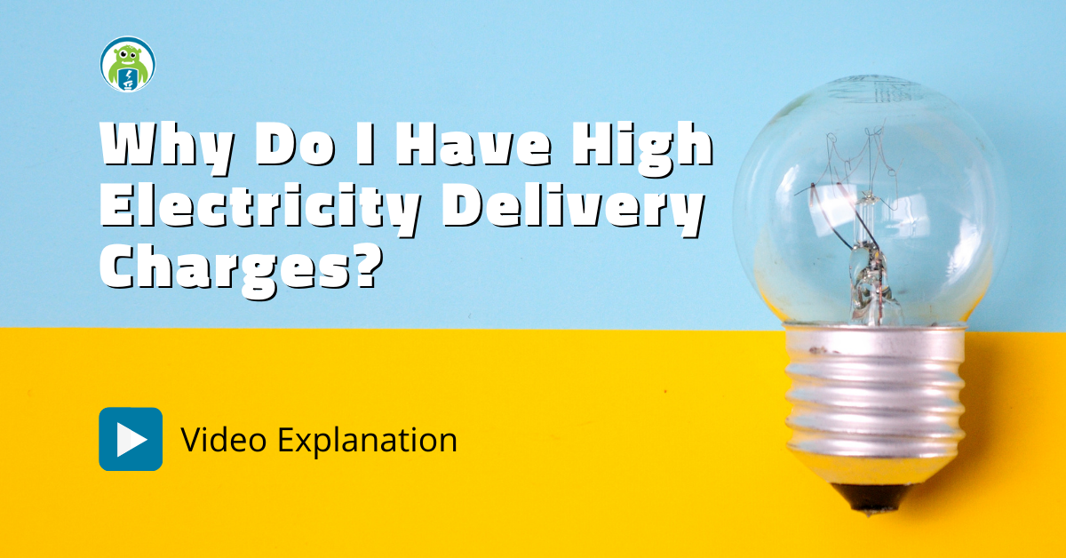 Electricity Delivery Charges
