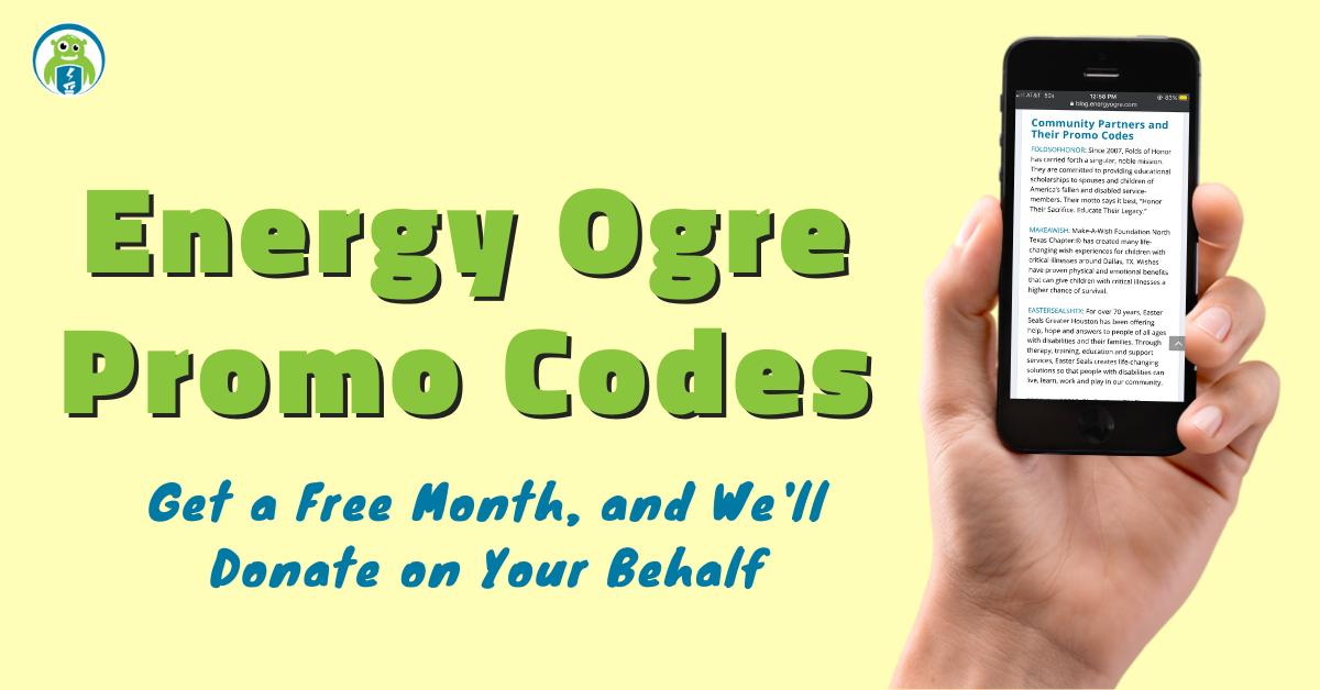 Energy Ogre Promo Codes