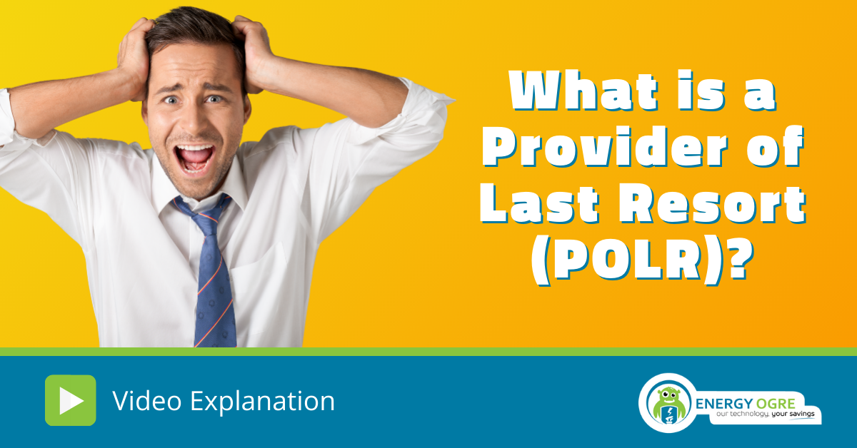 What is a Provider of Last Resort (POLR)?